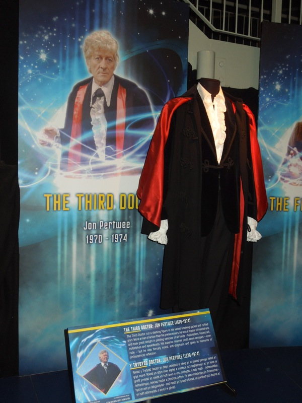 Third Doctor Who costume