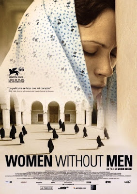 Women without men (Zanna bedoone mardan)( 2009) movie poster pelicula