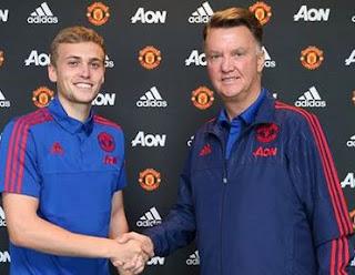 Manchester United Perpanjang Kontrak James Wilson