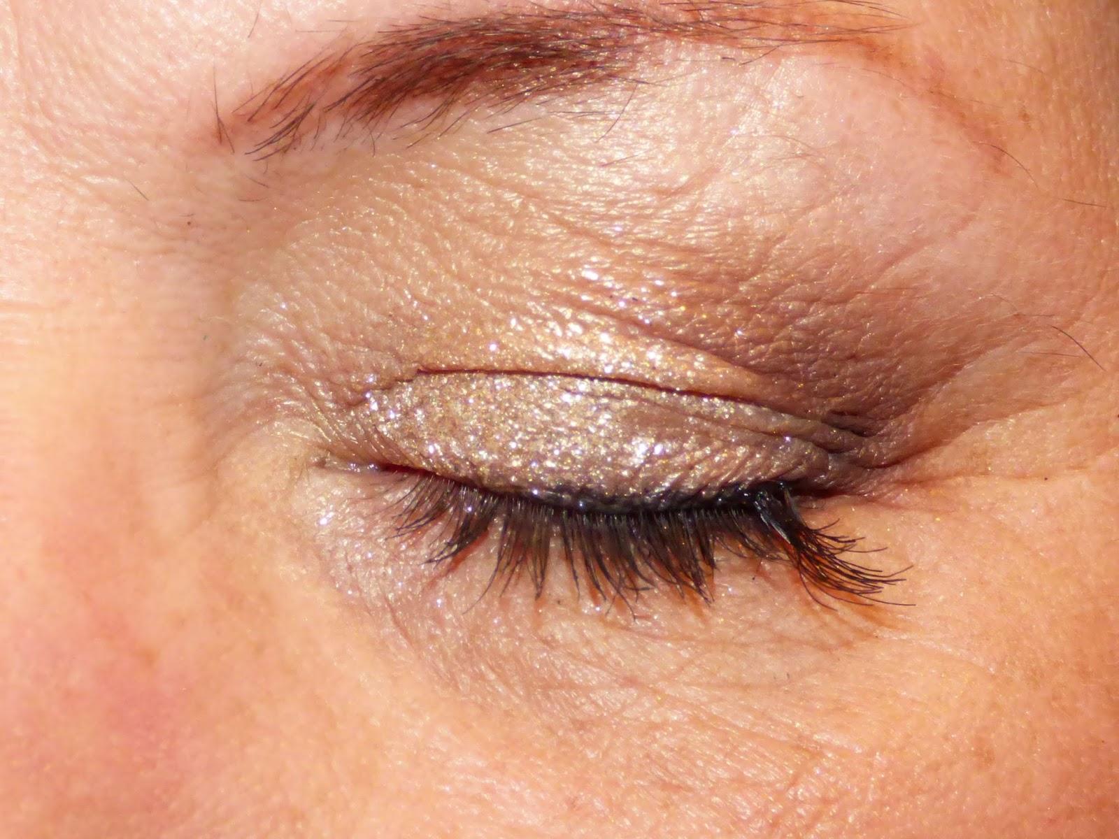 Christmas Party Makeup Tutorial For Mature Skin 12 Days Of Blogmas