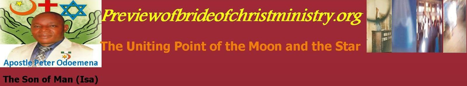 Preview of Bride of Christ Ministry