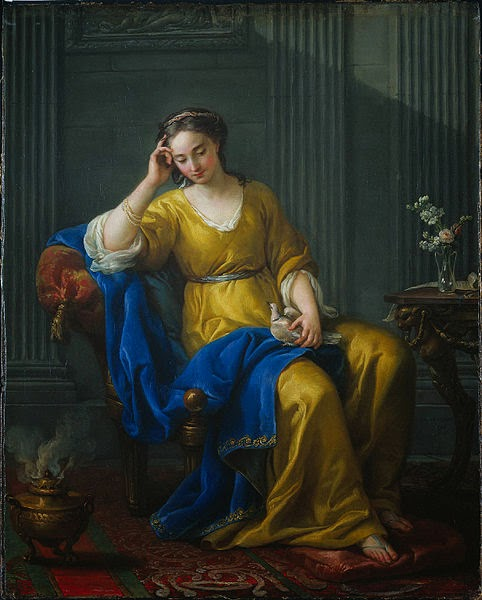 Sweet Melancholy, 1756