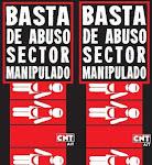 Campaña sector manipulado