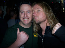 With Stevie Benton of Drowning Pool
