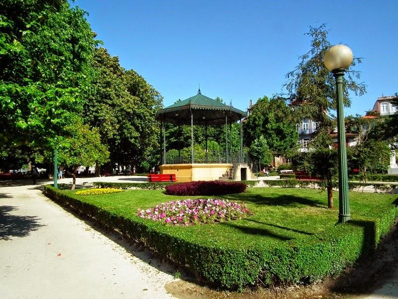 Jardim de São Lázaro - Porto