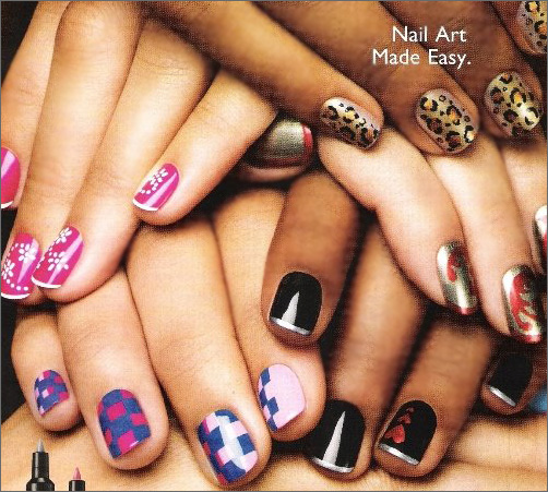 The Glamorous Cute nail designs for short nails Picture