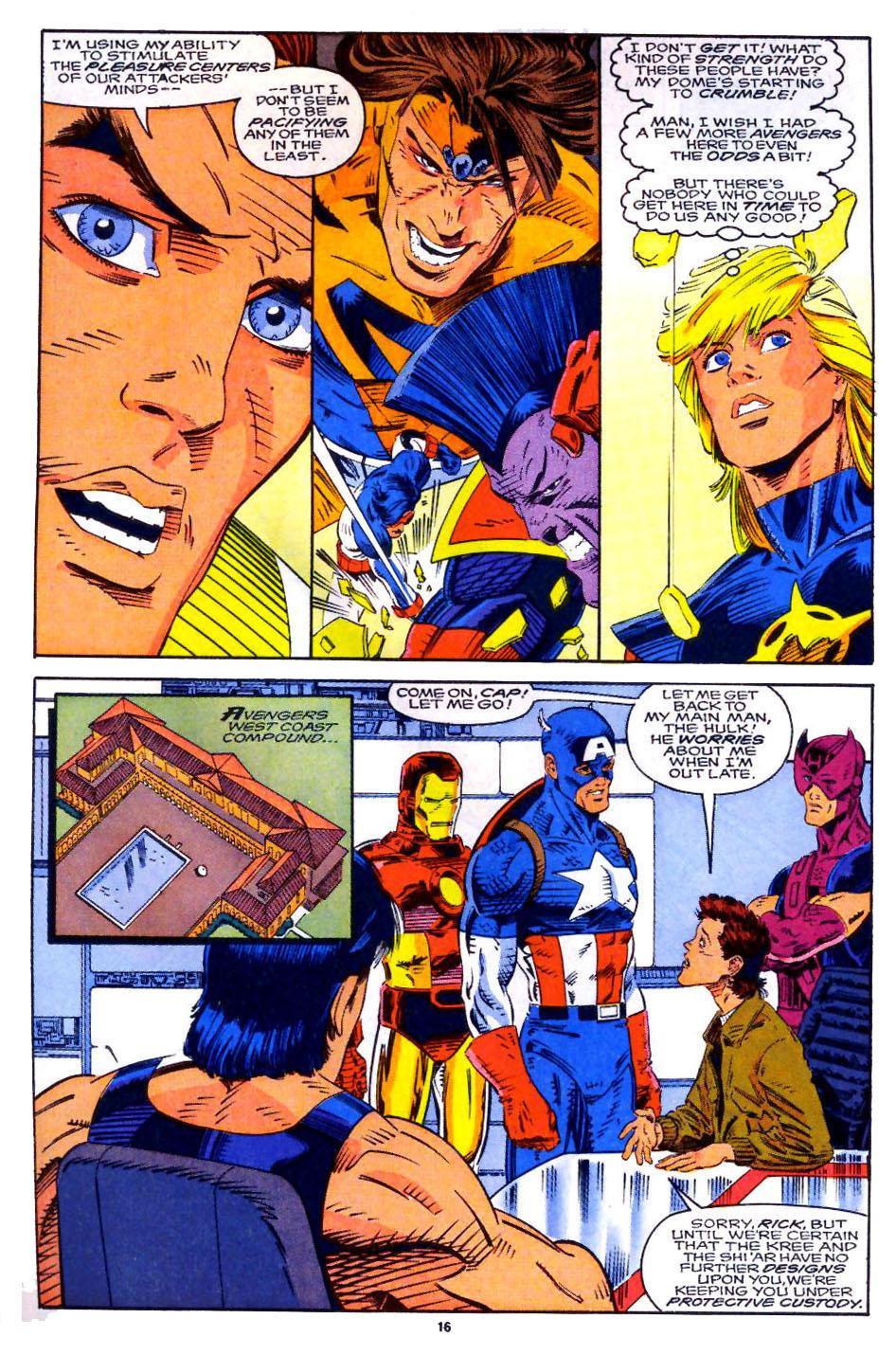 Captain America (1968) Issue #398c #333 - English 13