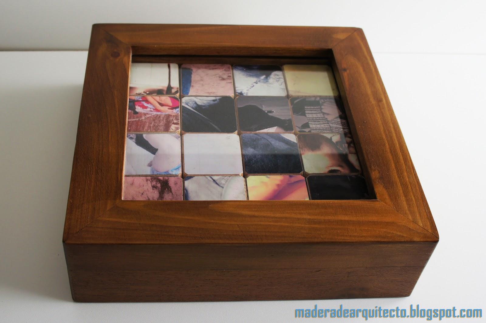 madera de arquitecto: Diseño de objetos. Rompecabezas de madera.
