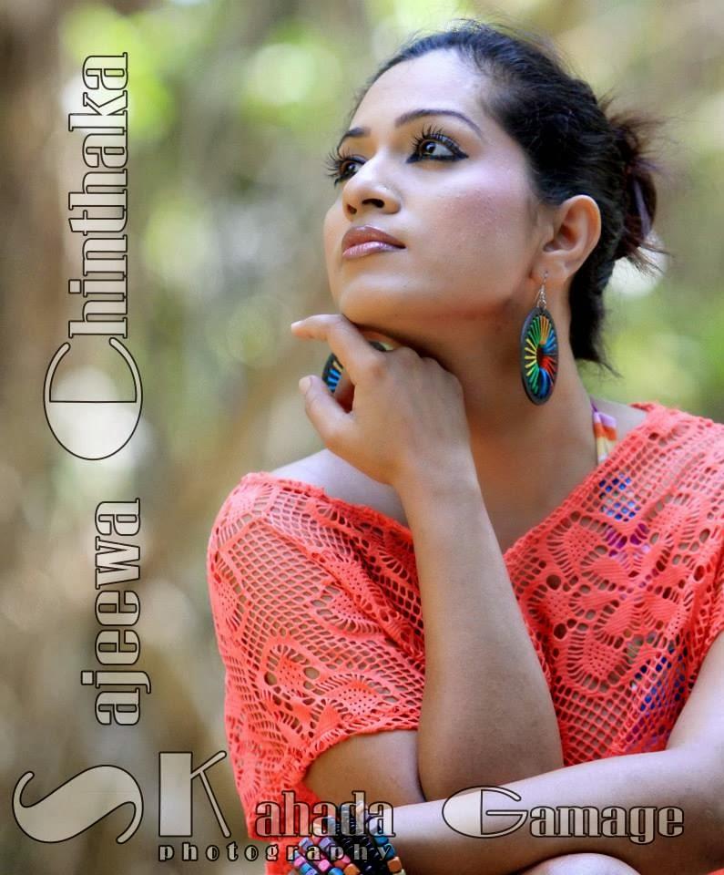 Nadeeshani Nilukshi sri lankan model