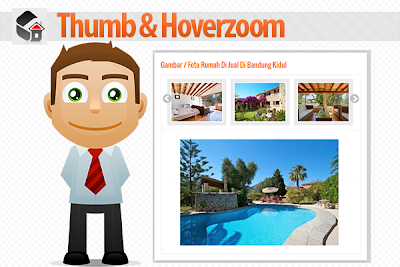 Thumb and Hoverzoom