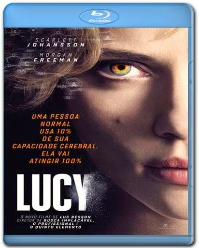 Baixar Lucy AVI BDRip Dual Áudio + BRRip + Bluray 720p e 1080p Torrent
