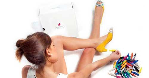 consejos para pies con tacones