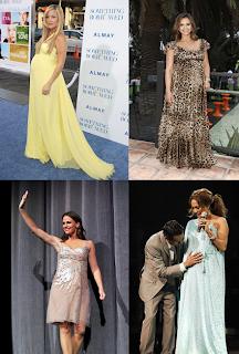 Trend Fashion Baju Ibu Hamil Tahun 2012