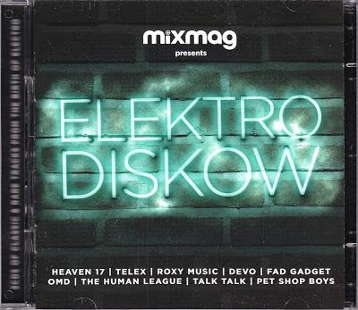 Elektro Diskow (Various Artists) Synthpop 70's & 80's classics (2CD) 12'' Original Maxi Versions