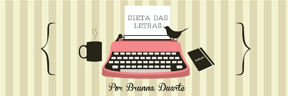 Dieta das Letras