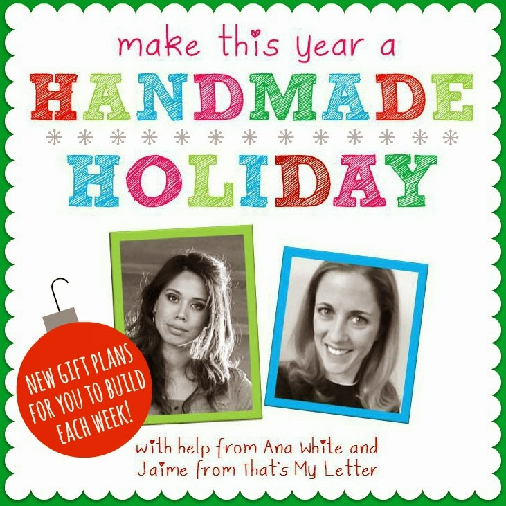 handmade holiday gift build series 2013