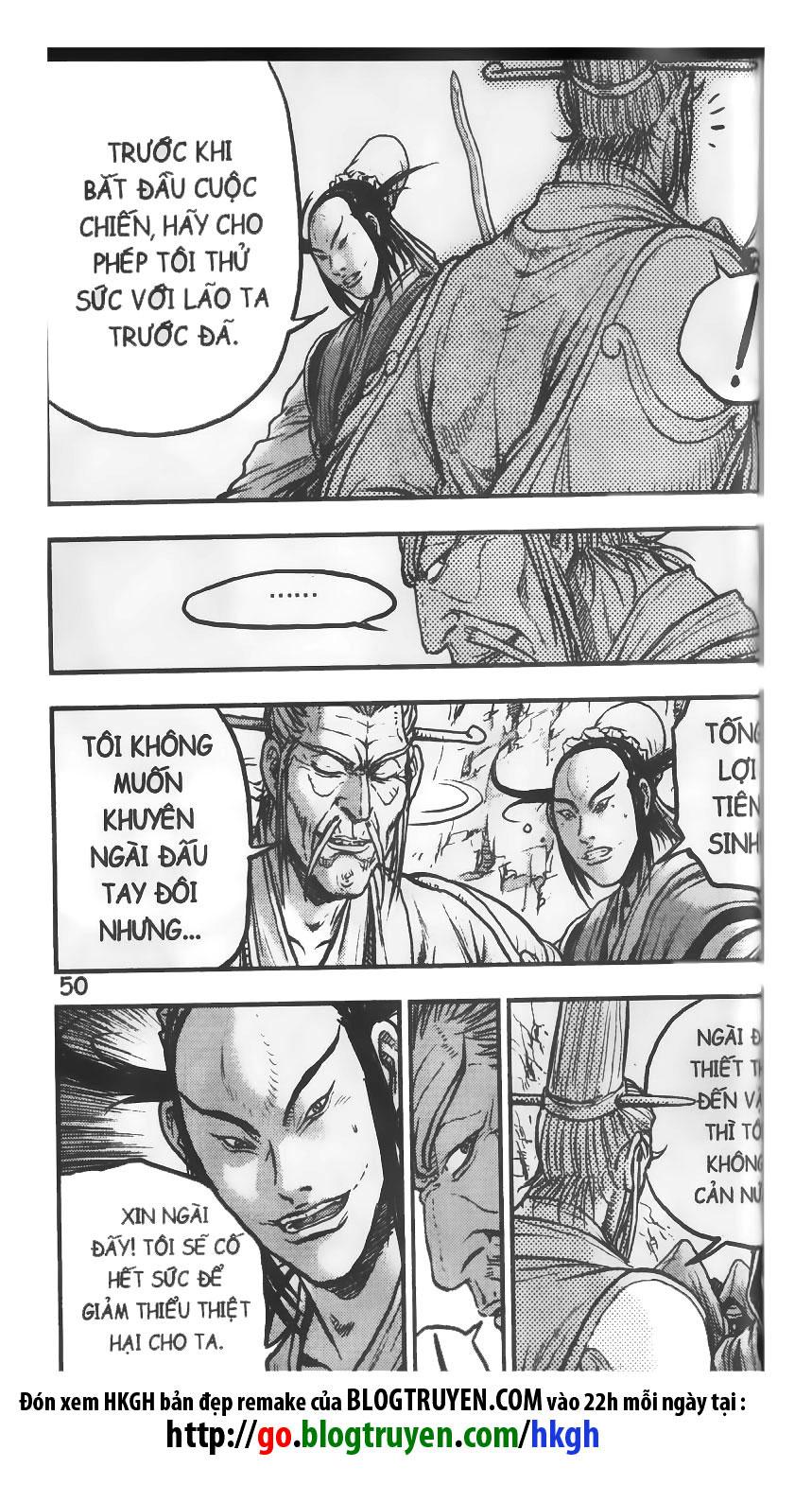 Hiệp Khách Giang Hồ chap 406 page 2 - IZTruyenTranh.com