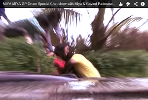 GP & Miya Onam Special Chat Show