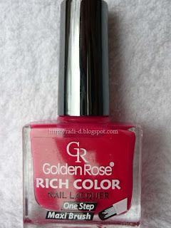 Golden Rose Rich Color 13