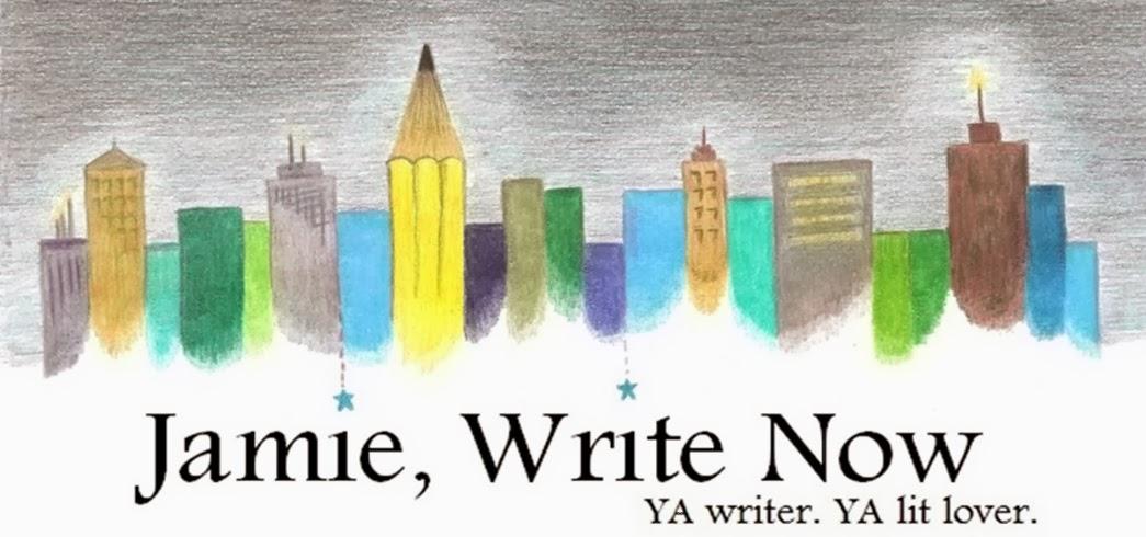 Jamie, Write Now