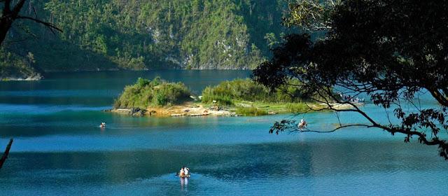 Visita el Estado de Chiapas
