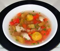 , kali ini saya akan share Resep sop ayam mudah enak dan sehat