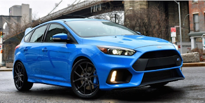 Faster Ford Focus RS Could Follow 2016 Model