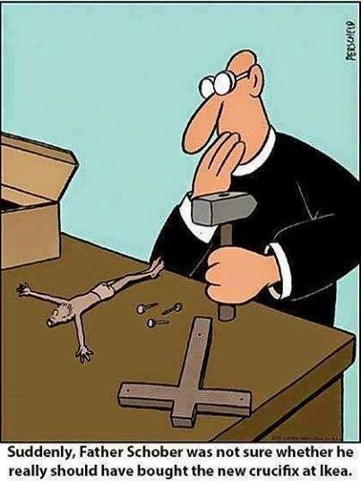 DIY Crucifixion