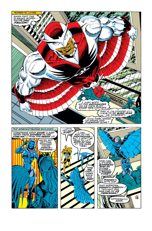 Captain America (1968) Issue #412 #361 - English 19