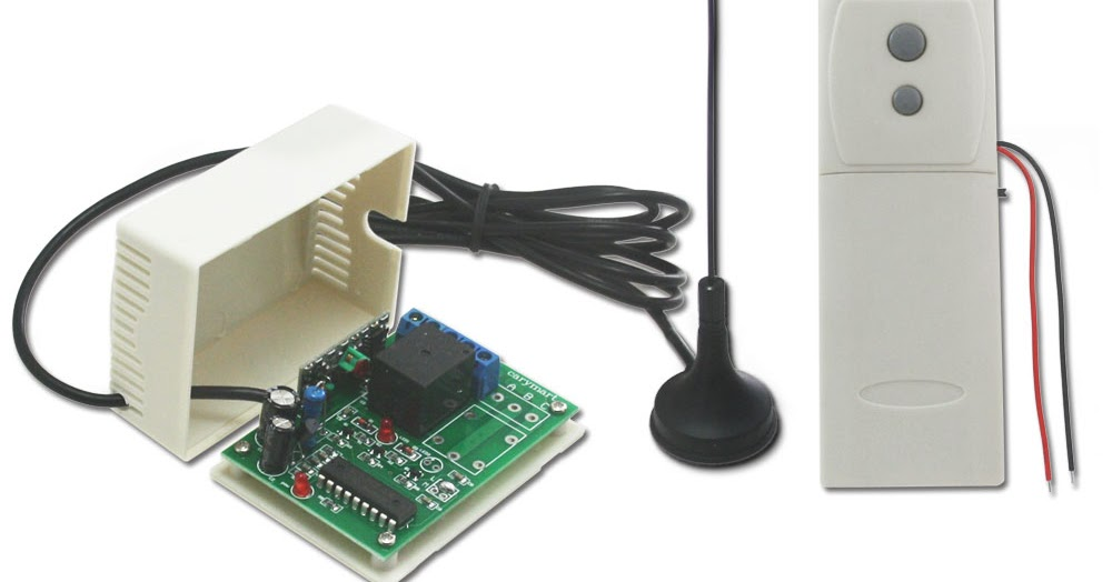 Controle sans fil blogspot kit metteur r cepteur pour - Meilleur routeur sans fil longue portee ...