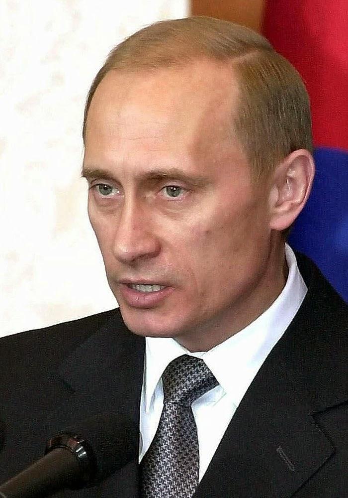Как менялся Путин  forummskinfo