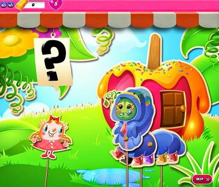 Candy Crush Saga 801-815