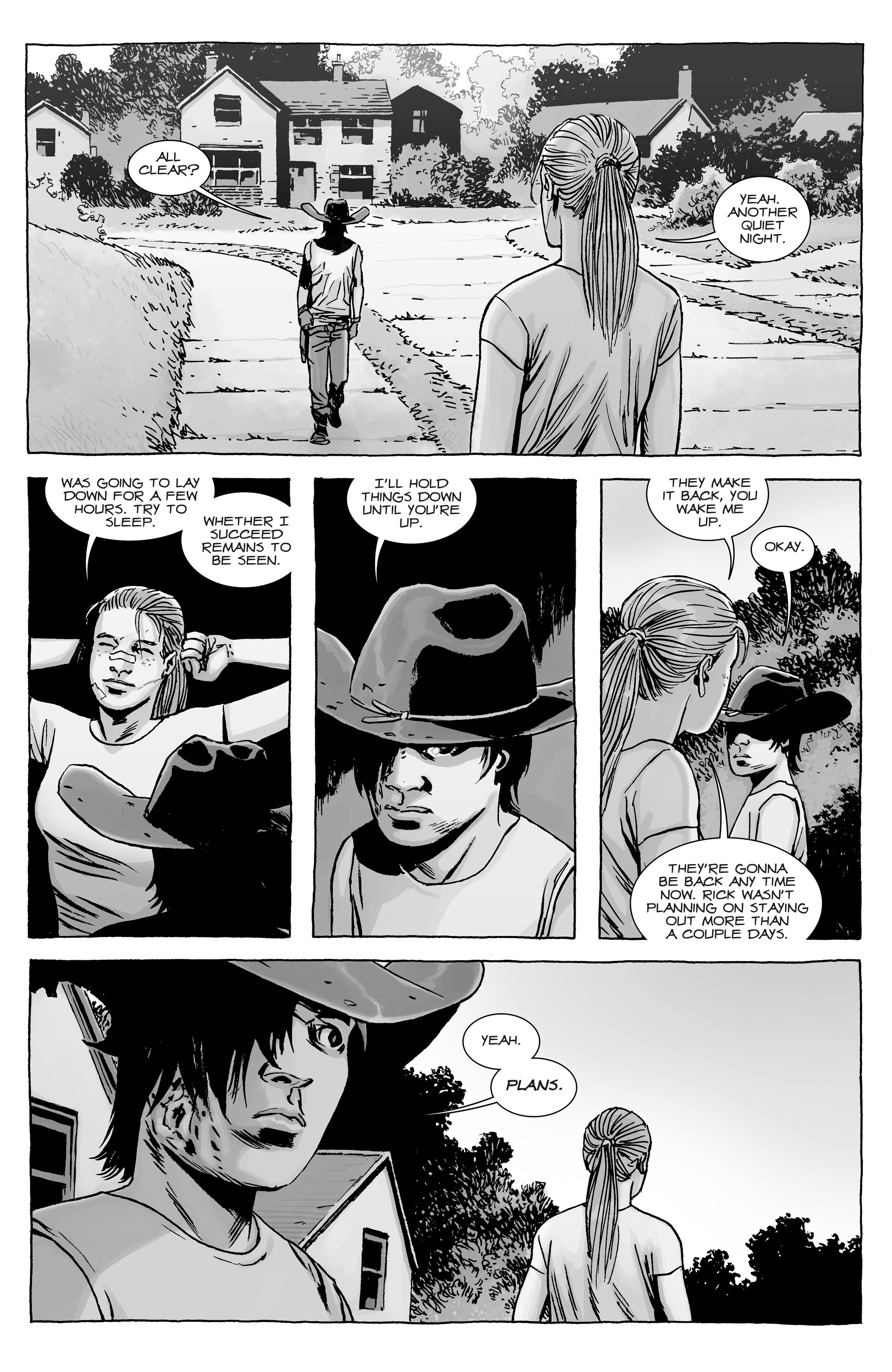 The Walking Dead Issue #119 Page 10