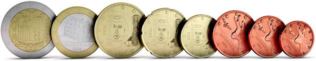 Andorran eurokolikot 2014