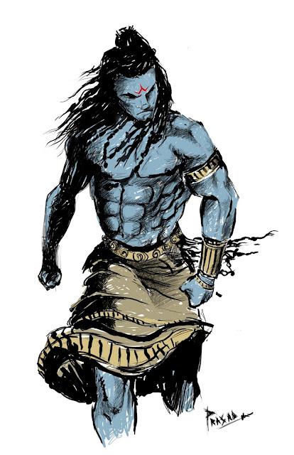 Lord Shiva Shankar