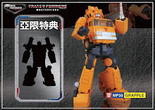 Pre-order - Takara Tomy Transformers Masterpiece MP-35 Grapple