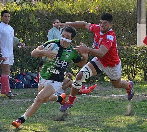 Tucumán Rugby en la cima del Súper 8