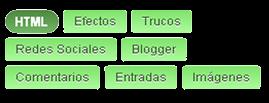 Etiquetas personalizadas color verde