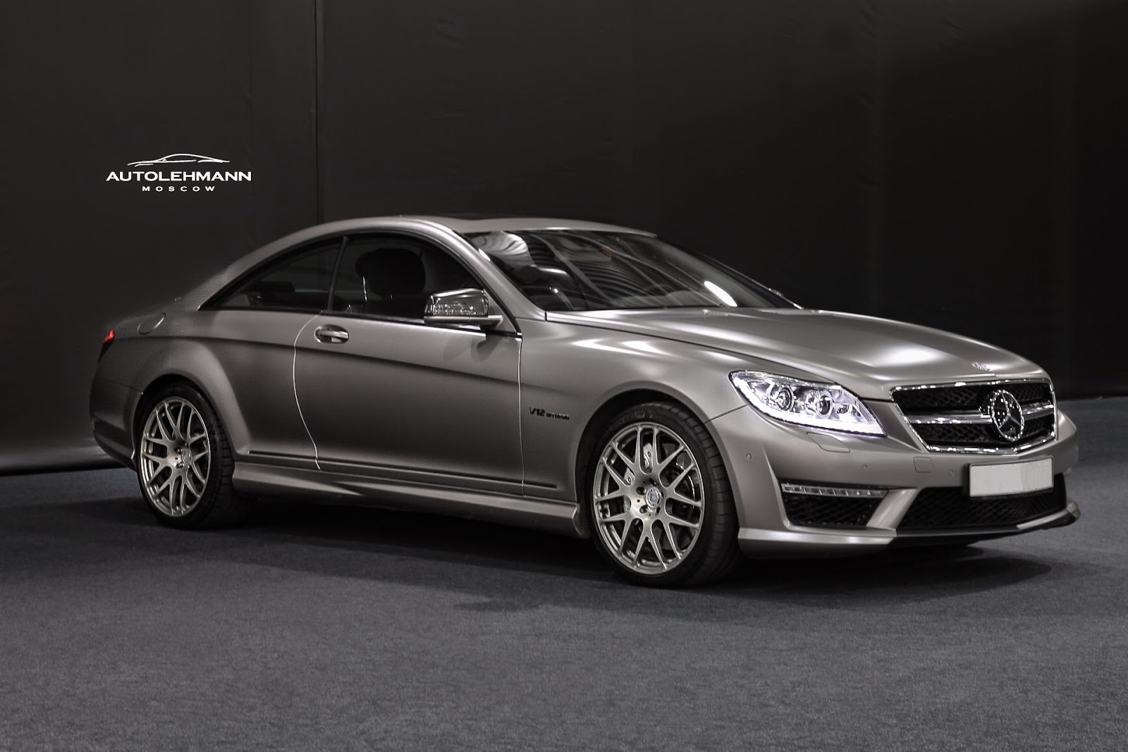 mercedes benz cl65 amg on hre performance wheels benztuning. Black Bedroom Furniture Sets. Home Design Ideas