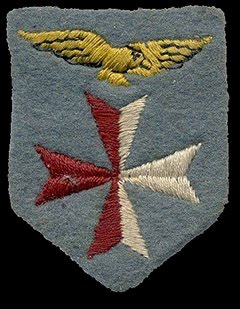 RAF Luqa School Badge                     (belonged to the late Andy Joyner)