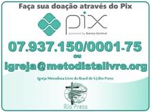PIX - Faça sua Doação