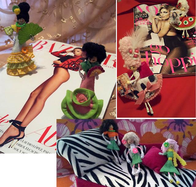 broches+muñecas+fieltro