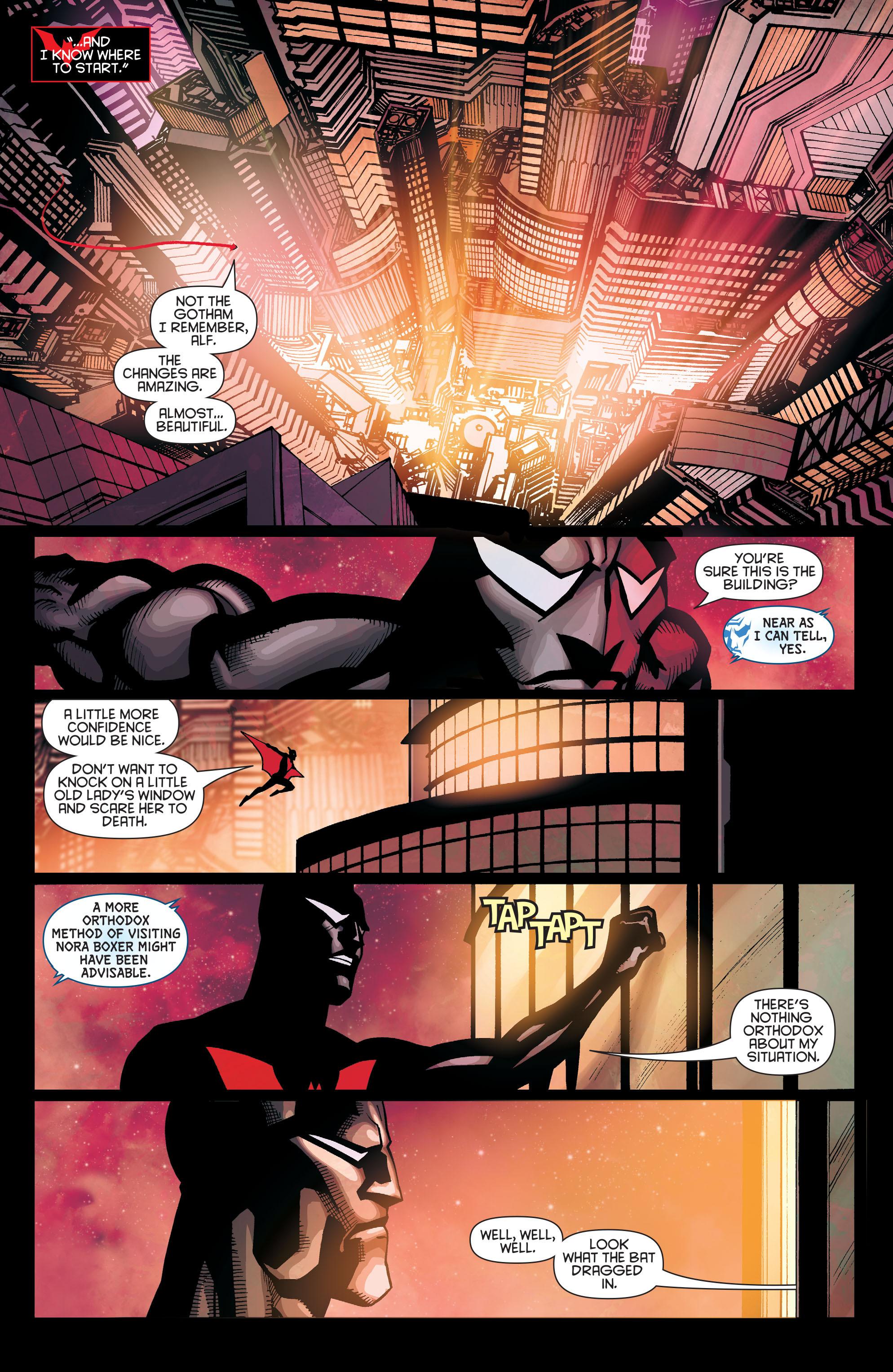 Batman Beyond (2015) Issue #1 #1 - English 9