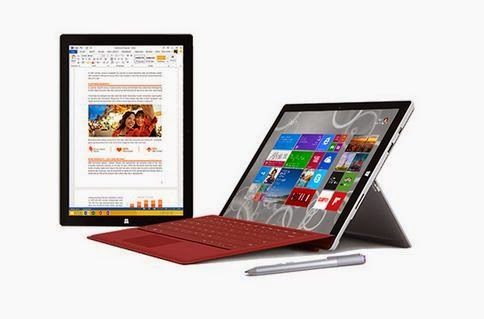 Microsoft | Surface Pro 3 | Window | Tablet | Laptop | Ultrabook | Ultra-portable