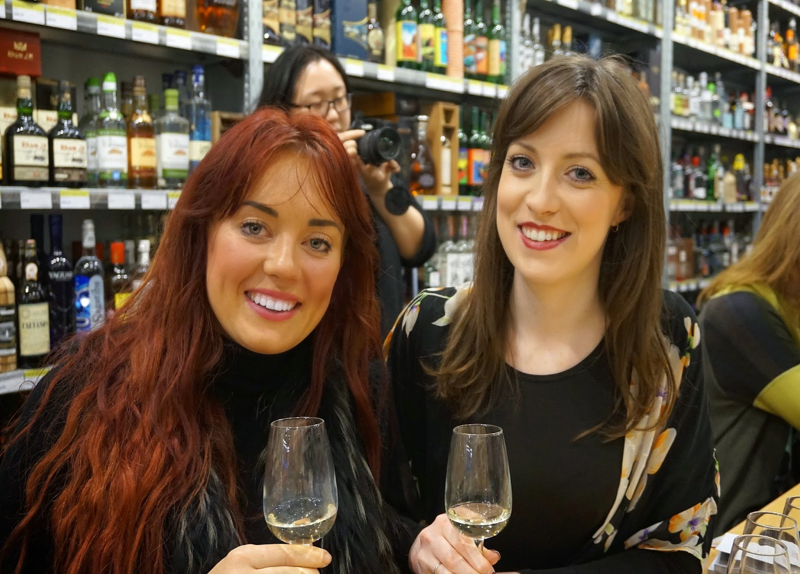 Girls London Wine Week