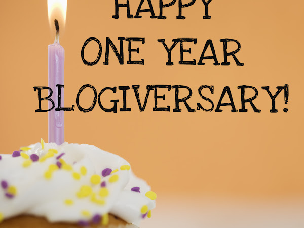 1 Year Blogiversary!