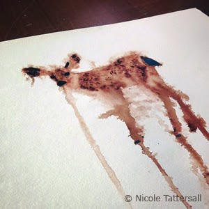Nicole Tattersall Deer of the run