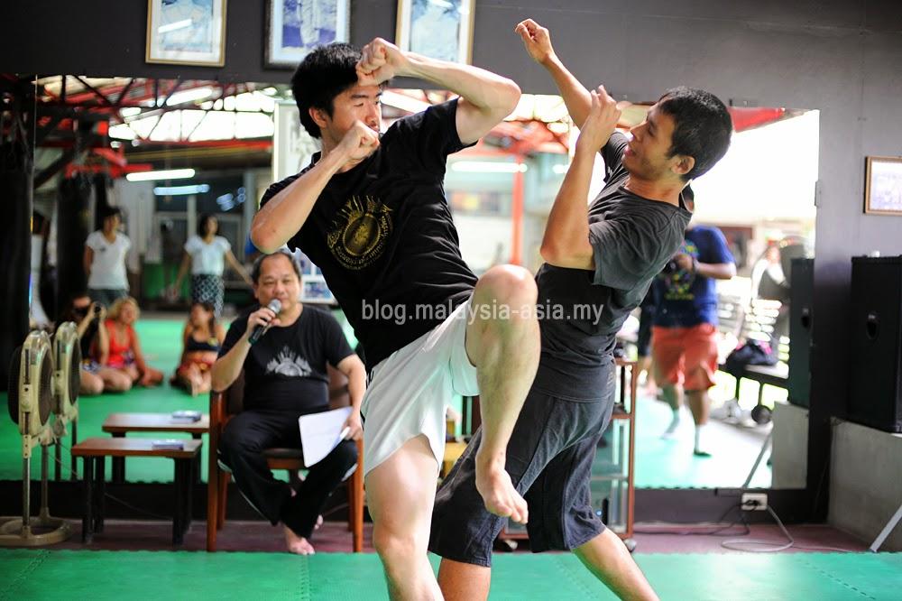 Muay Thai Chaiya Thailand
