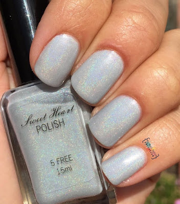 Sweet Heat Polish Summer Moon