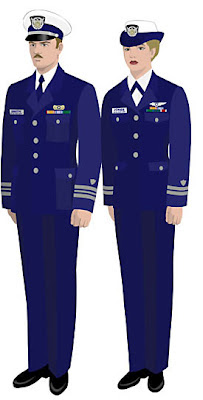 Service Dress Blue